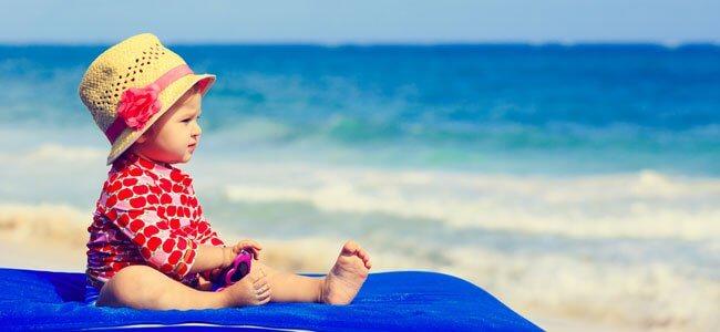 Conoce los efectos positivos del sol para ti y tu bebé