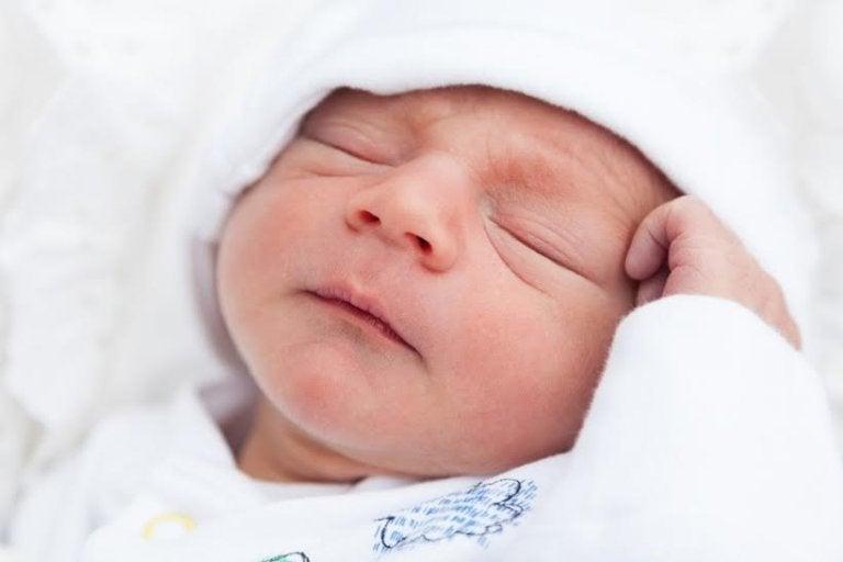5 motivos por los que tu bebé no duerme bien