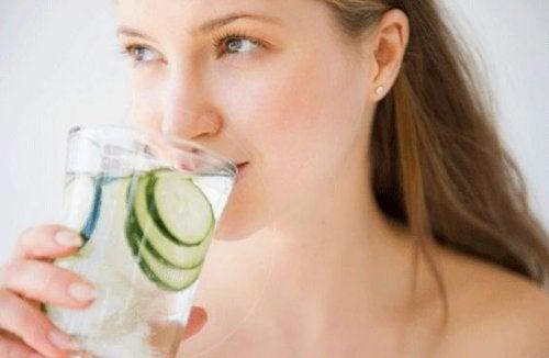 medicina natural para bajar el estomago despues del parto
