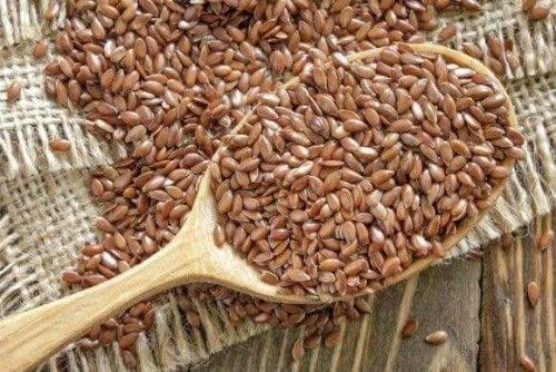 Propiedades de la harina de linaza para adelgazar abdomen
