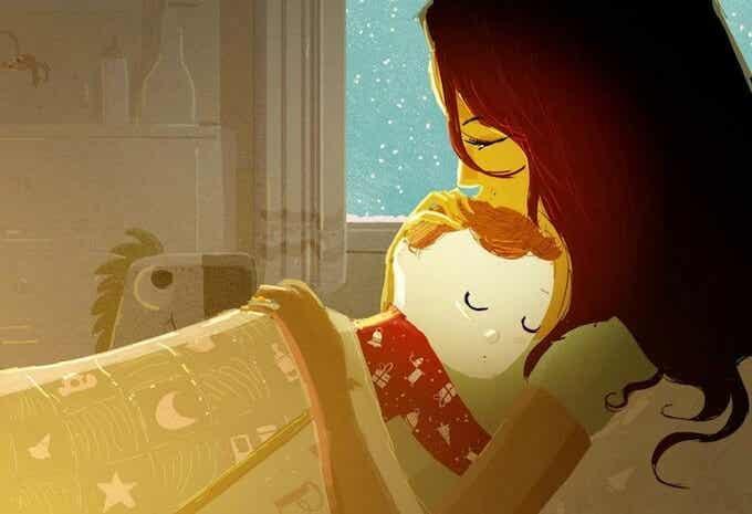 Abrazar, consolar y atender no es malcriar, también es educar