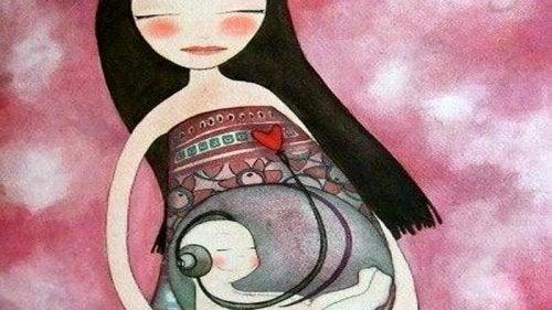 Inteligencia emocional en el embarazo.