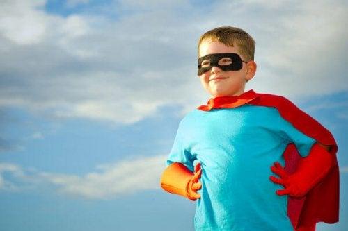 La importancia de jugar a disfrazarse para los niños
