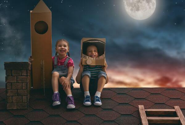 La importancia del juego dramático durante la infancia