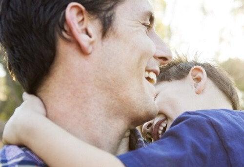 ¿Cómo ser un padre menos estresado y más feliz?