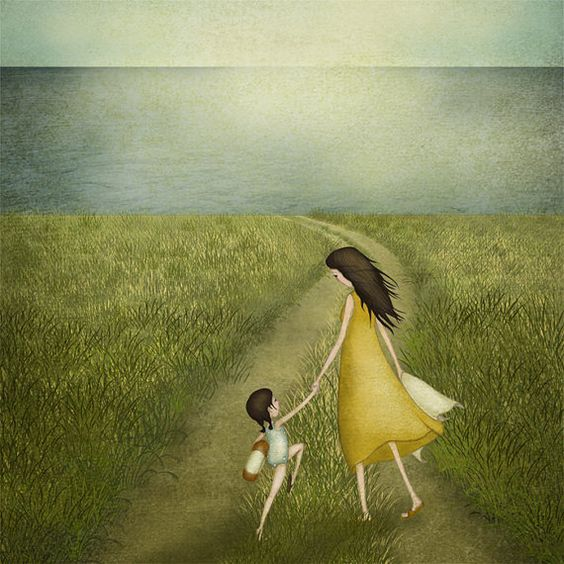 Si tu hijo aprende lento, sé paciente y camina más despacio