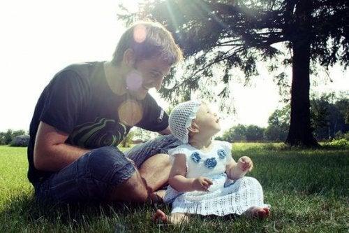 Comienza desde temprano a despertar sensaciones en tu hijo