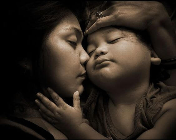 Ser madre es un don maravilloso