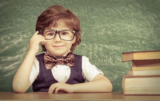 Señales de inteligencia en niños