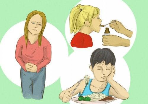 Problemas alimentarios en la infancia