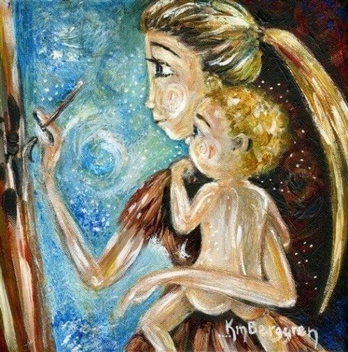 Ser madre: La felicidad también vive en el sacrificio
