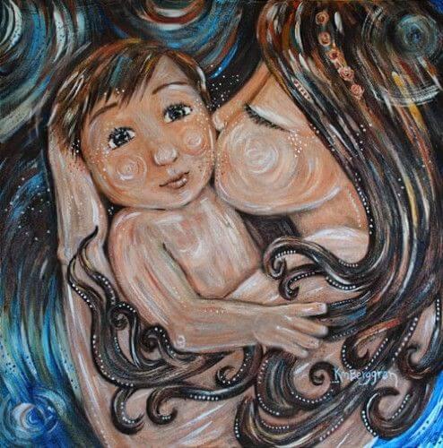 Maternidad: amor a primera vista