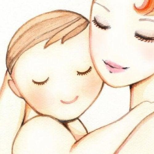 Con el nacimiento de un hijo también nace la paciencia