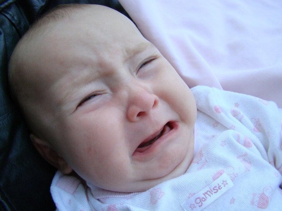 5 consejos para cambiar el llanto descontrolado