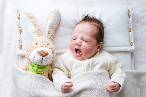 6 errores comunes a la hora de dormir a tu bebé