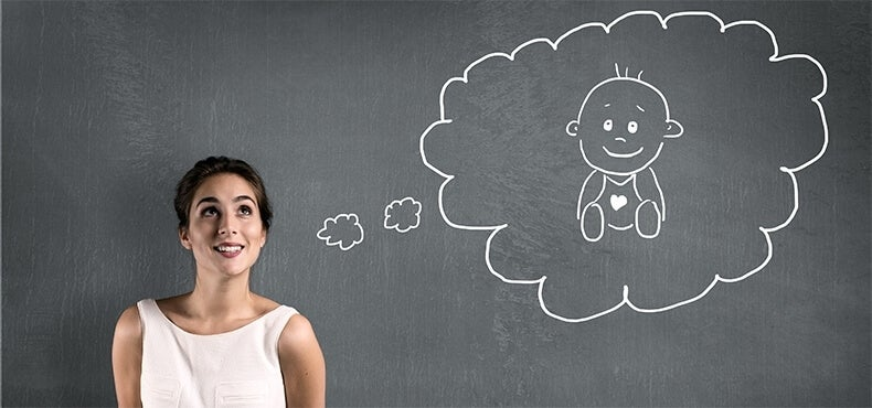 Cada menstruación trae consigo una decepción… ¡Quiero ser mamá!