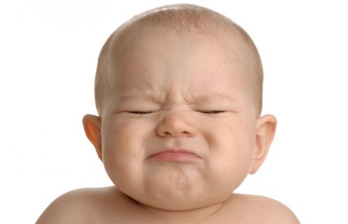 Alimentos que favorecen el estreñimiento en los bebés