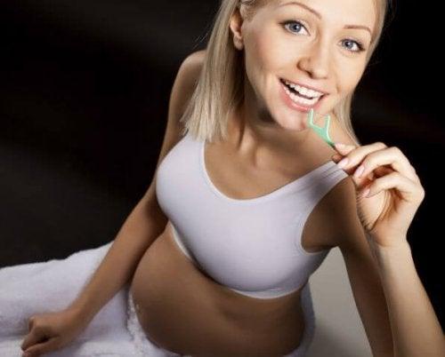 La importancia de la salud bucal en el embarazo