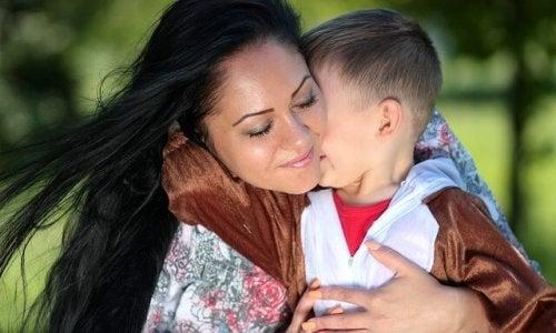 Cosas que debes agradecer a tu hijo hoy