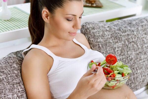 Recetas saludables para el segundo trimestre de embarazo