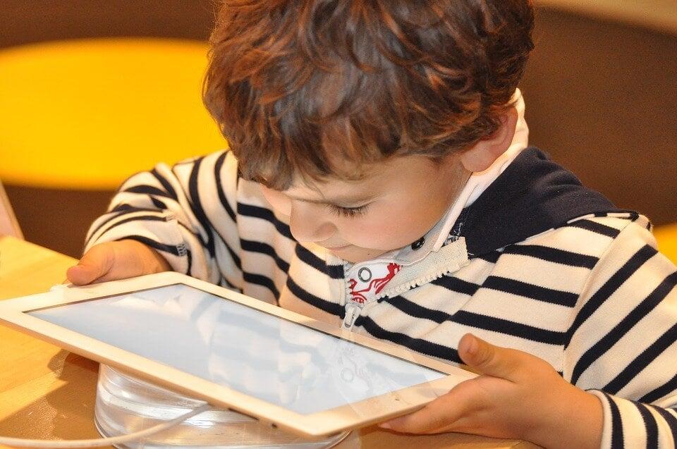 6 apps divertidas para niños menores de seis años