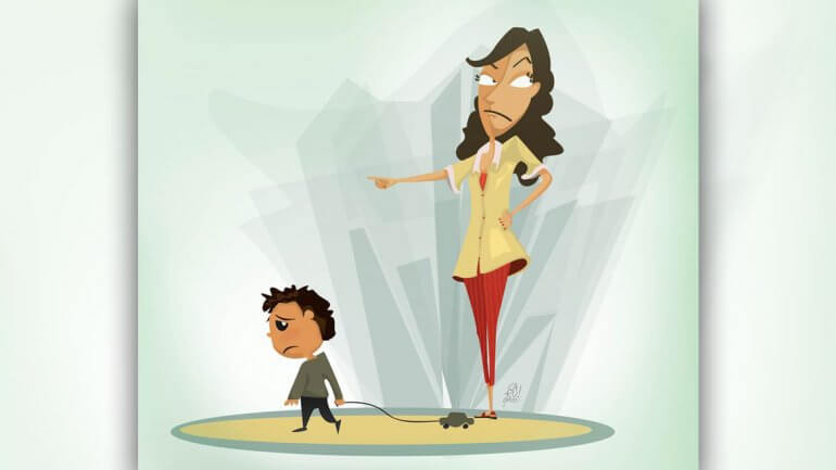 padres-autoritarios