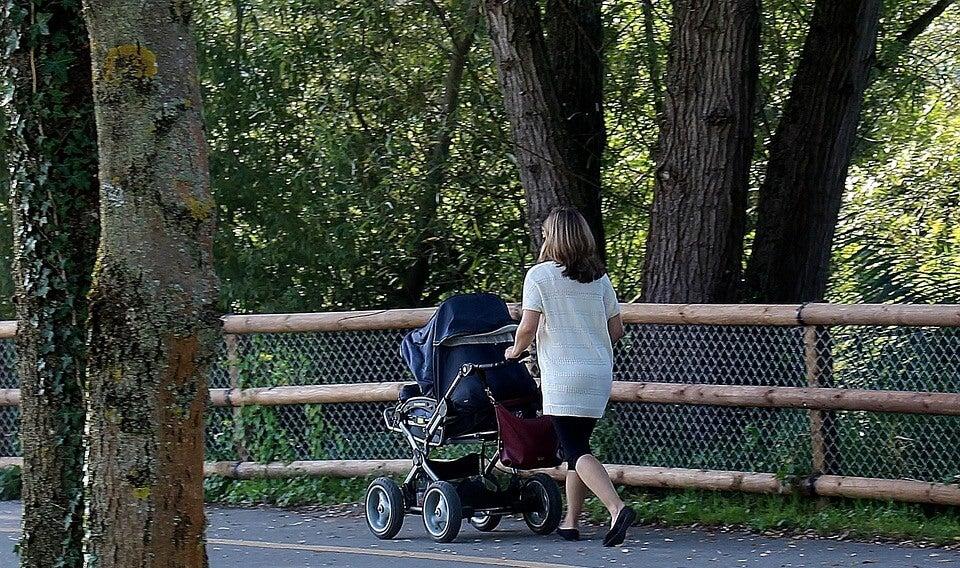 Tú y tu bebé necesitan aire fresco