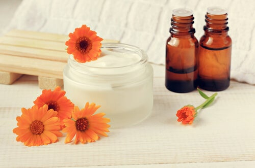 Remedios naturales a base de caléndula para tratar el sarpullido