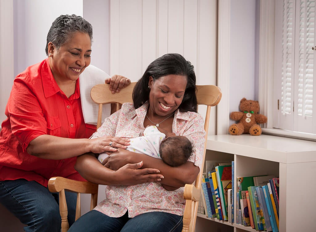 La importancia de la leche materna en las primeras horas de vida del bebé