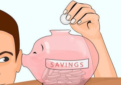 Cómo enseñar a tu hijo a manejar el concepto del dinero