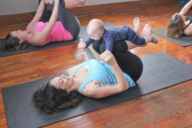 Qué deportes practicar antes y después del parto