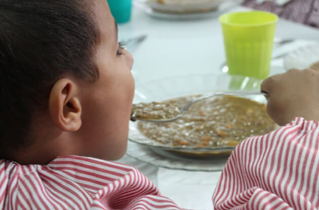 La importancia de las legumbres en la dieta infantil