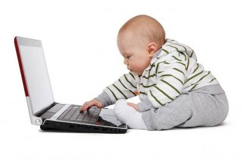 Adicción a la tecnología y niños