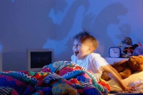 Cómo ayudar al niño tras una pesadilla