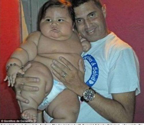 Los bebés más grandes del mundo