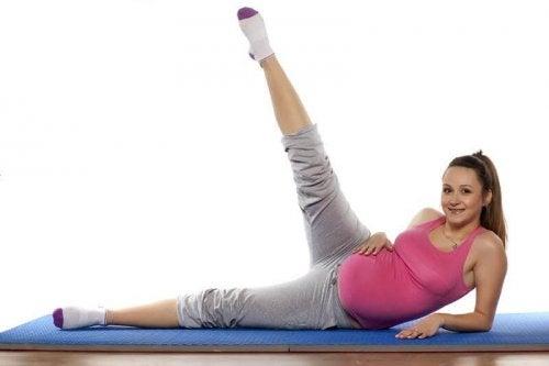 La fisioterapia en el embarazo