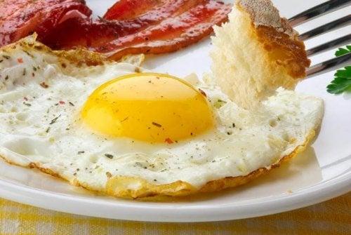 huevos. Esenciales para la dieta de una embarazada