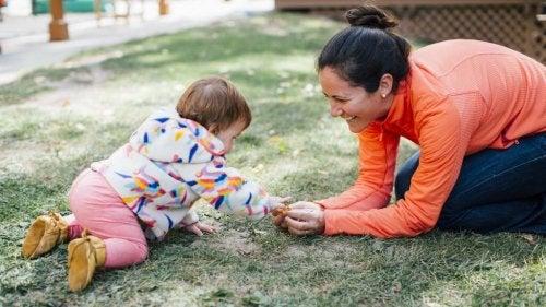 13 ideas para hacer juegos con bebés
