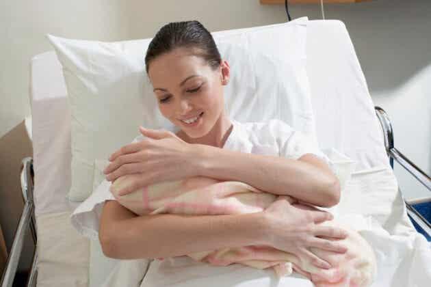 Cuidados a tener en cuenta después de una cesárea