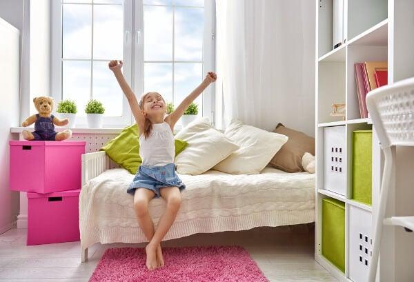 Consejos para cambiar a un niño pequeño a su nuevo dormitorio