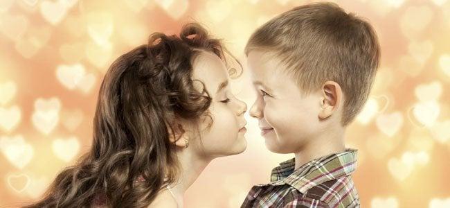 Mi hijo de 3 años tiene novia, ¿qué hago?