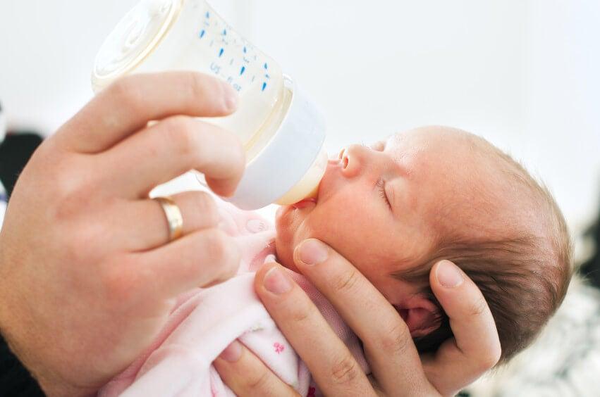 Lo nuevo: Leche materna en polvo
