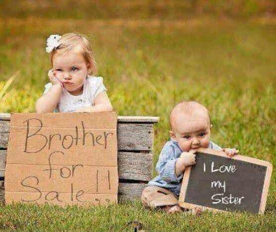 ¿Por qué surgen los celos entre hermanos?