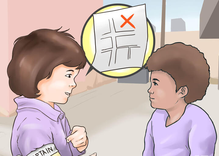 Enseña a tu hijo a trabajar en equipo