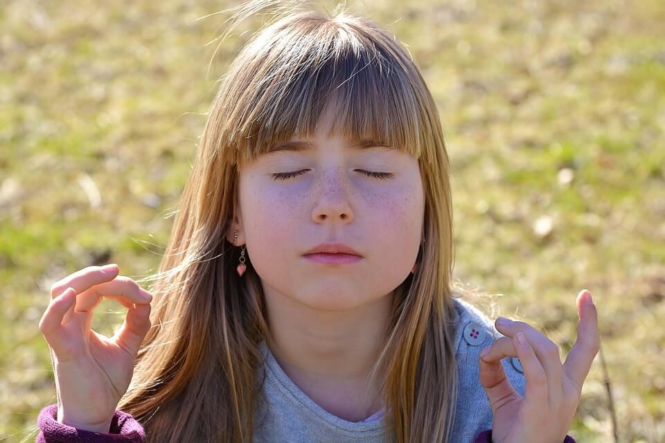 4 técnicas de relajación para niños