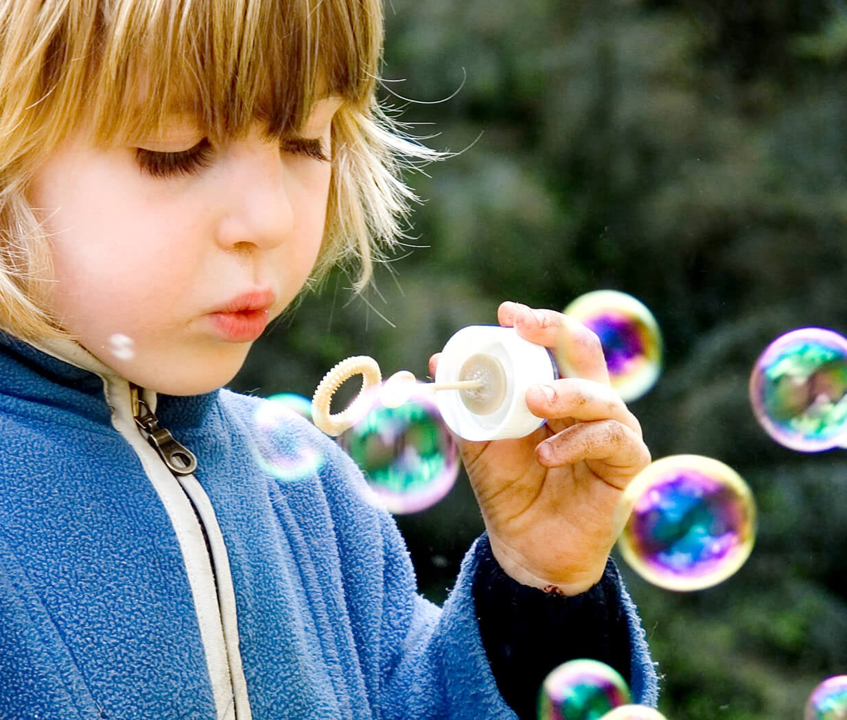 Los niños resilientes saben aprovechar las oportunidades