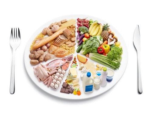 Minerales para la buena salud del niño