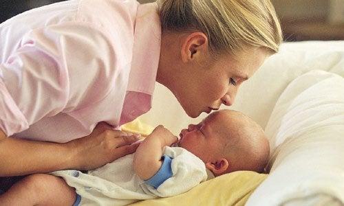 Una cita a ciegas muy especial, el parto