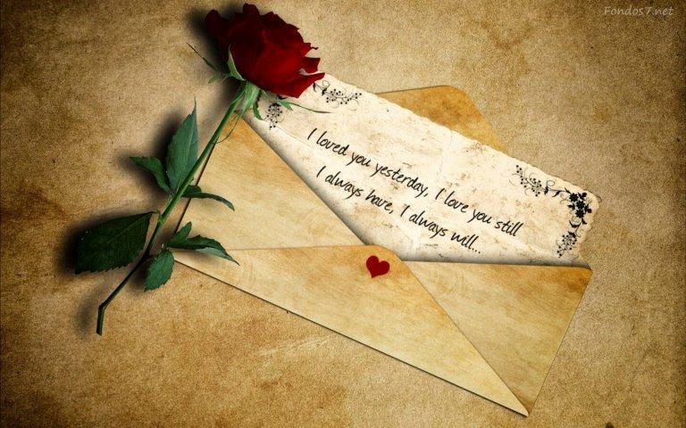 Carta de amor a una madre