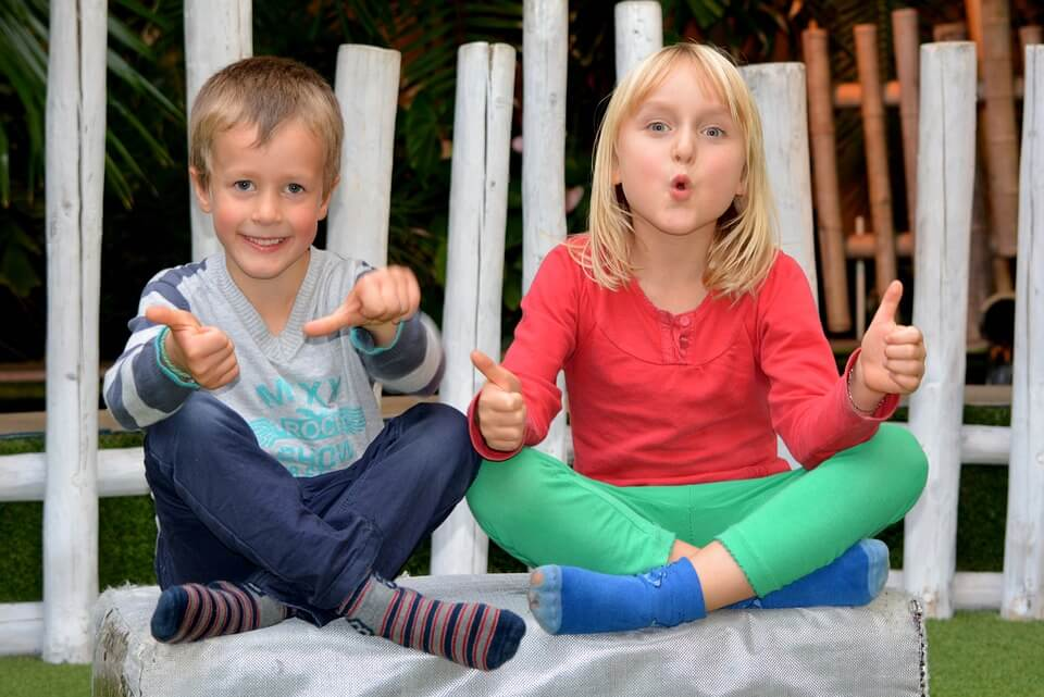 10 características de los niños resilientes